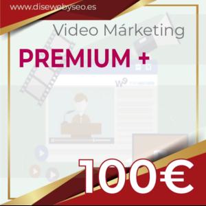 videomarketing premium + para DISEWEBYSEO